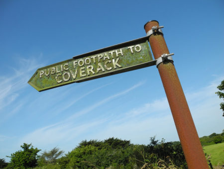 Coverack walks