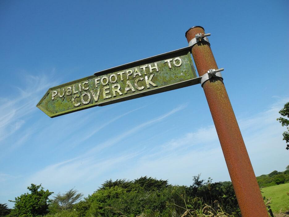 Coverack walks
