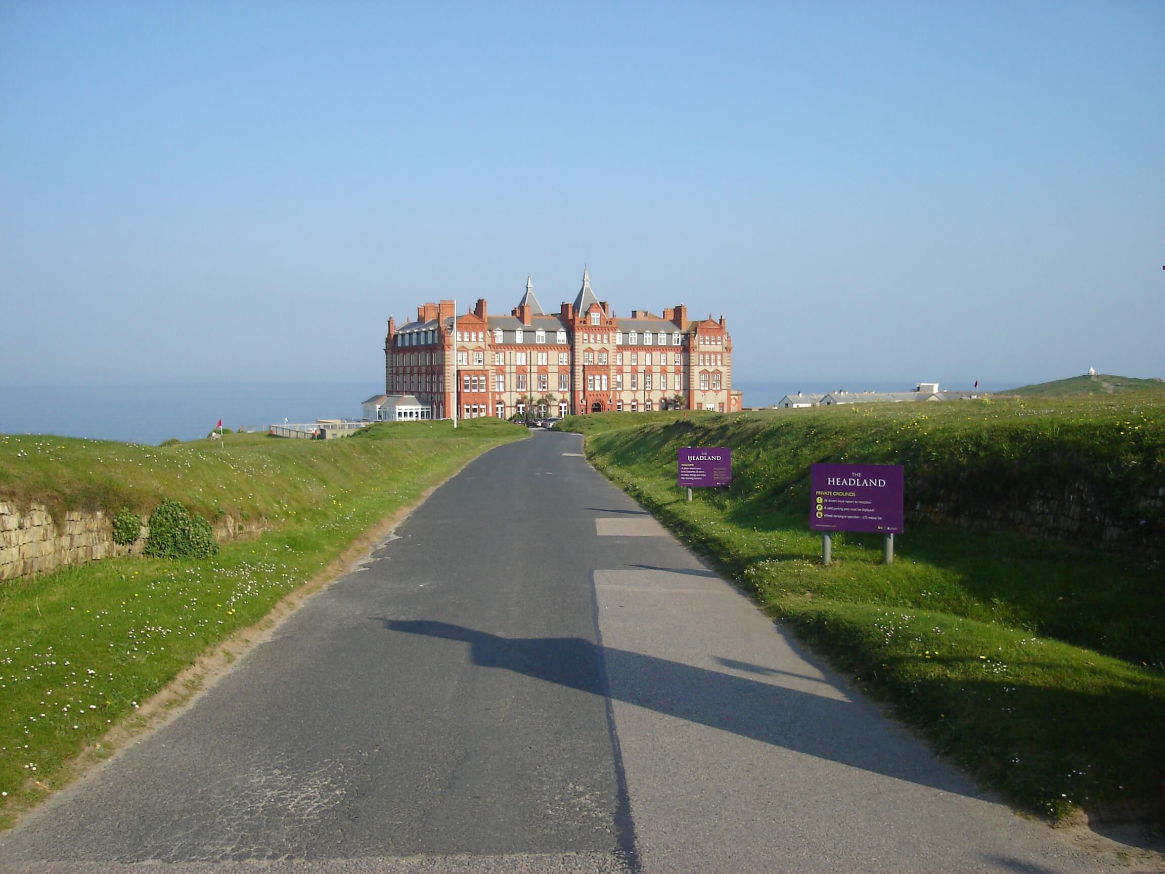 The Headland Hotel