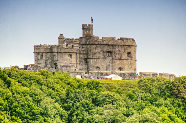 pendennis-castle-english-heritage-falmouth-cornwall