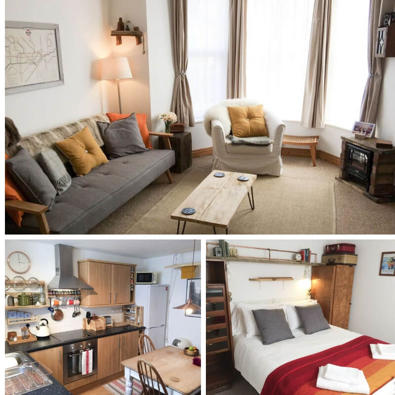 1 Sunset Apartments Newquay Low Deposit Offer Cornish Cottage Holidays