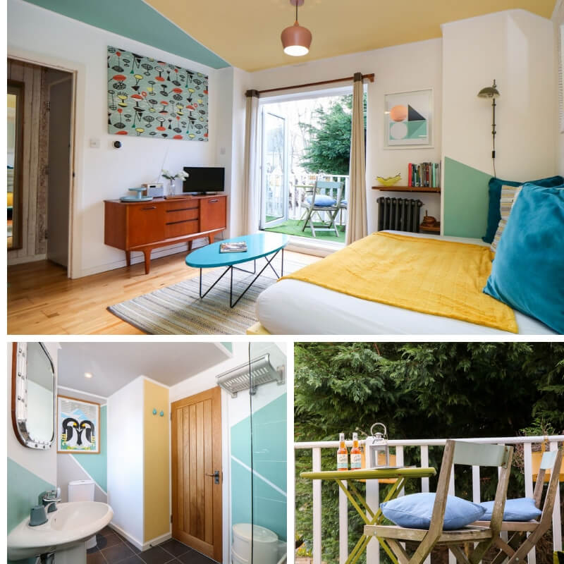 Balcony Flat St Ives Low Deposit Offer Cornish Cottage Holidays