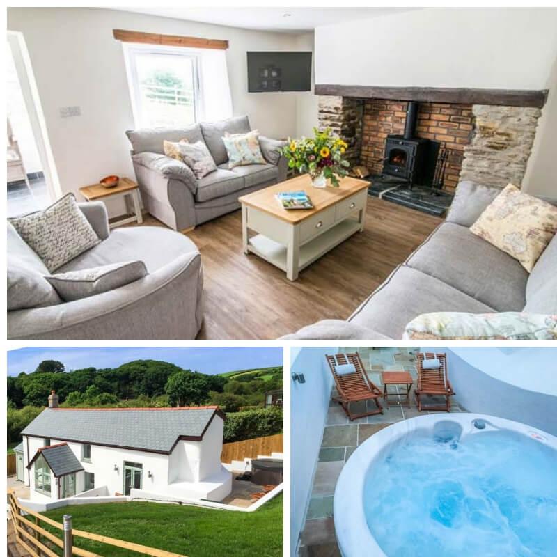 Five Elements Cottage St Agnes Low Deposit Offer Cornish Cottage Holidays