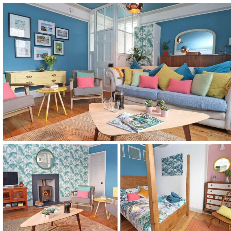 Hidden House Penzance Low Deposit Offer Cornish Cottage Holidays