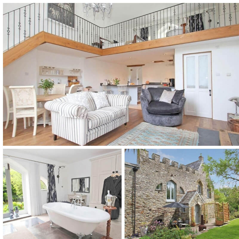Hideaway Watergate Bay Low Deposit Offer Cornish Cottage Holidays