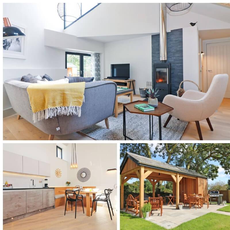 Long House Mawnan smith Falmouth Low Deposit Offer Cornish Cottage Holidays