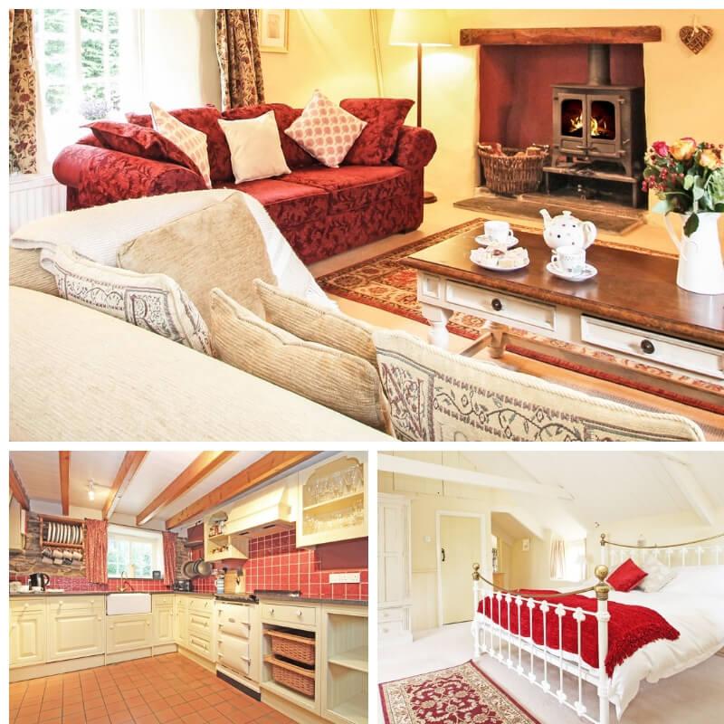 Meadowside Cottage Wadebridge Low Deposit Offer Cornish Cottage Holidays