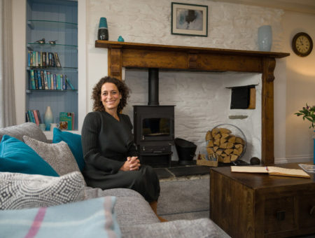 Alex Polizzi Heliview Cottage