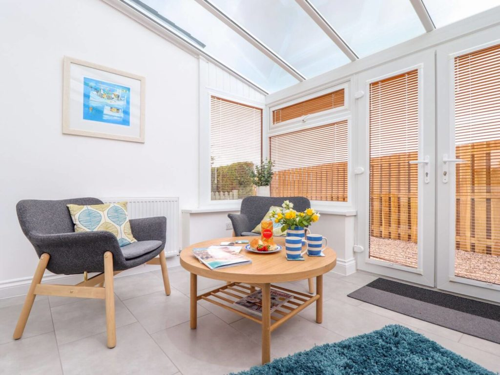 Heliview Cottage Conservatory