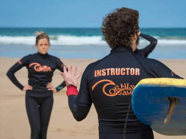 Cornish Wave Surf School Cornwall