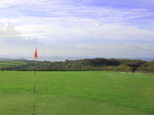 Ivyleaf Golf Course Cornwall