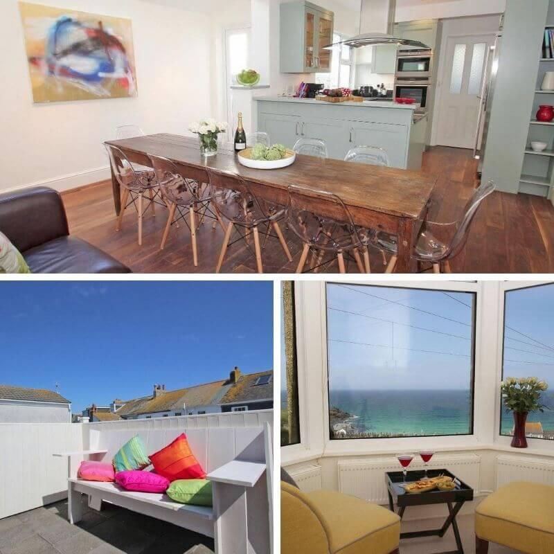 Porthmeor Beach House - (Ref. 959642)