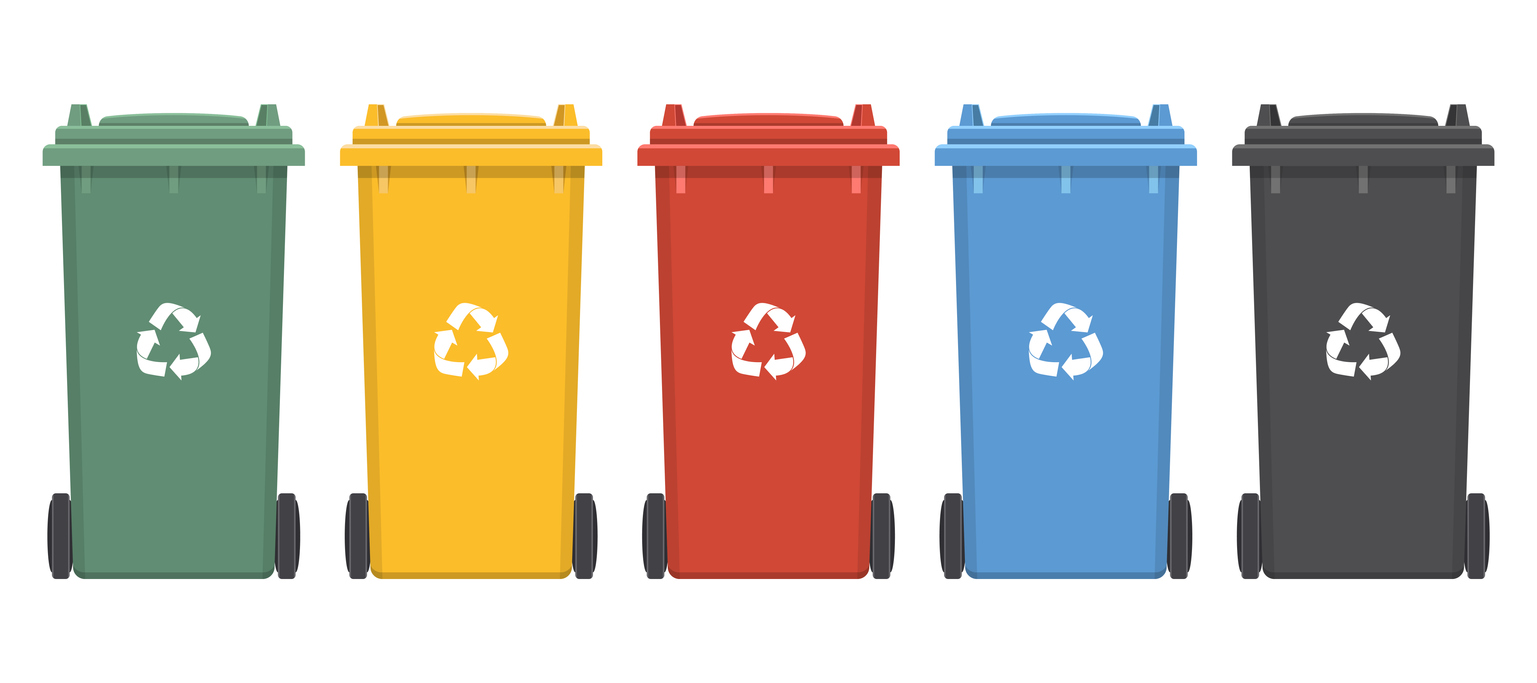 recycling and waste collection