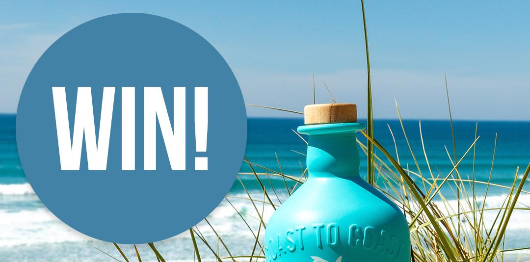 Win a bottle of Twin Fin Rum