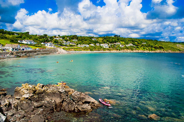 Fishing village of Coverack