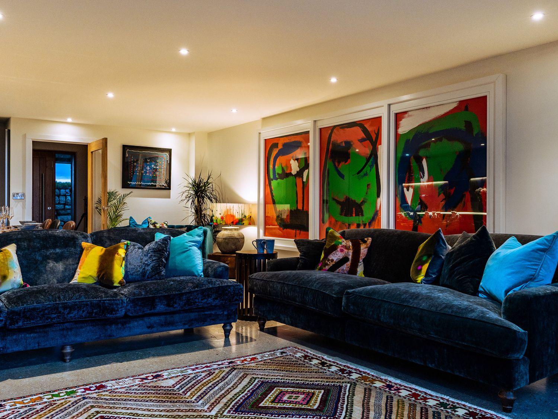 Sea Eden living room