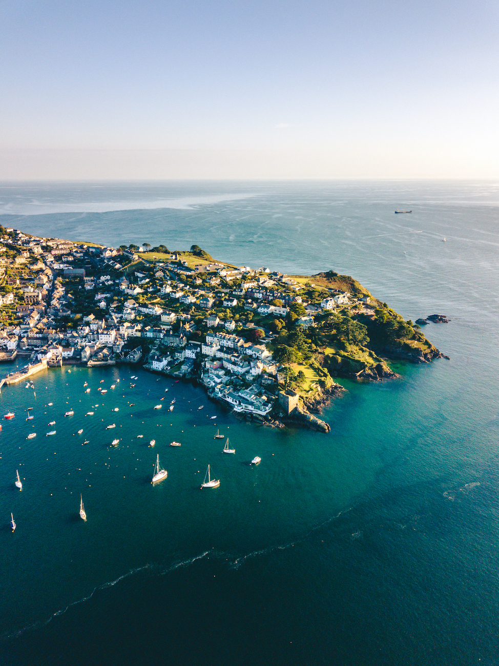 Fowey - top 6 places to buy a holiday home