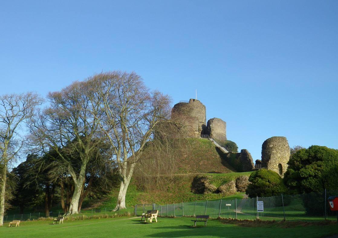 Castles in Cornwall - Launceston Castle