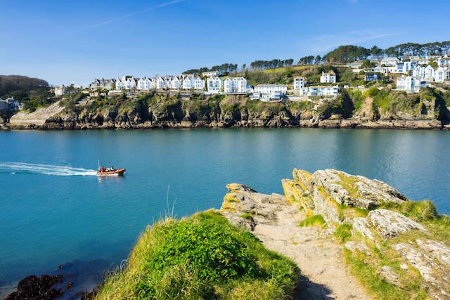 Best walks in Cornwall - Fowey