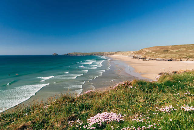 Best walks in Cornwall - Perranporth to St Agnes