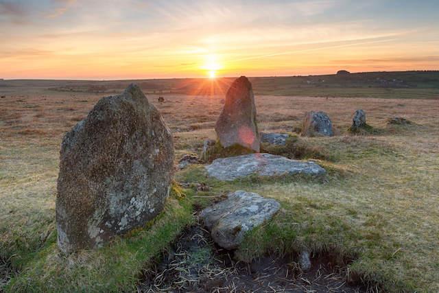 Best walks in Cornwall - Stannon Stone
