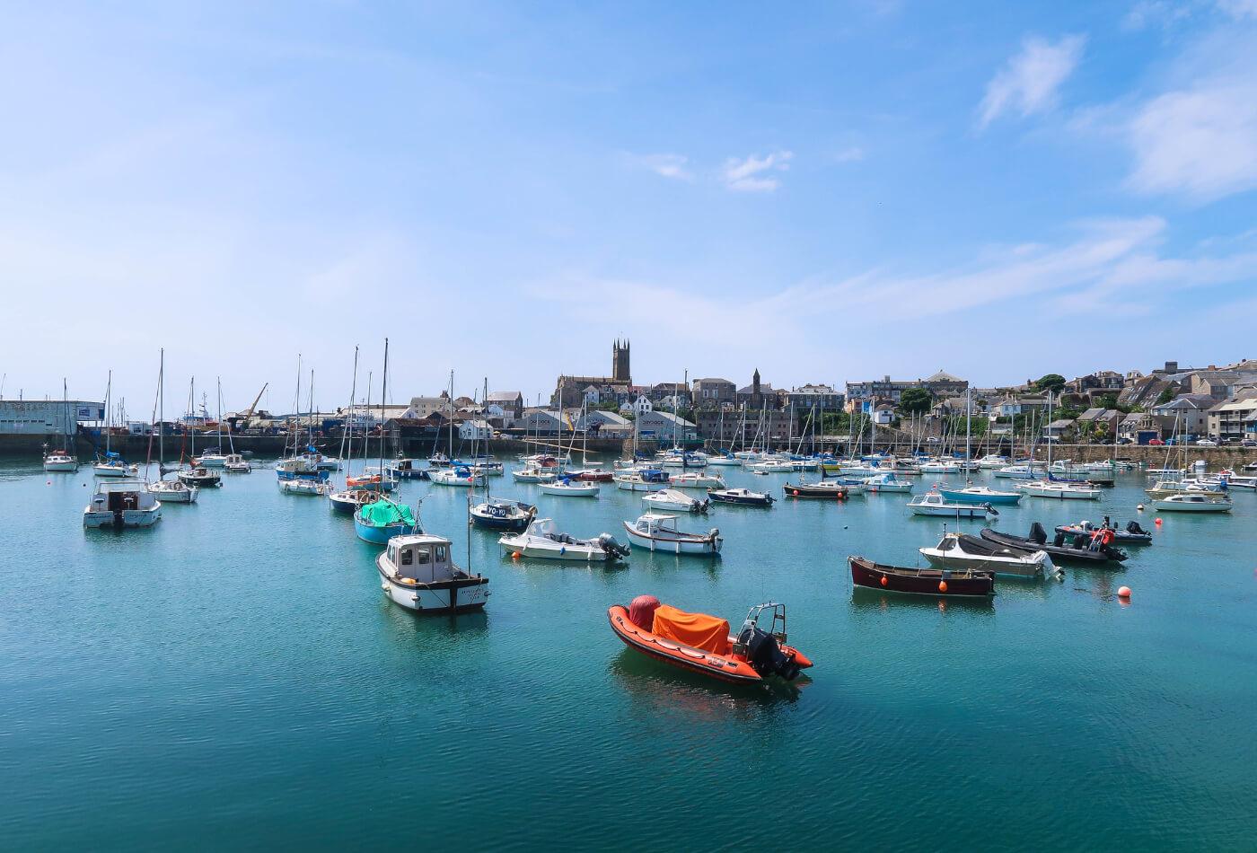 penzance-harbour