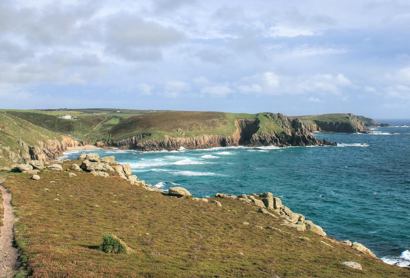 Penzance coastal walk