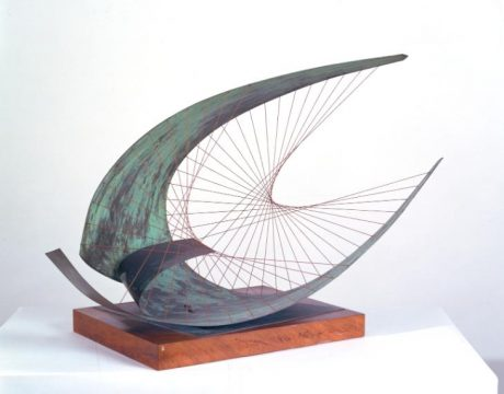 Stringed Figure (Curlew), Version II